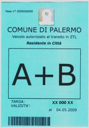Pass ZTL