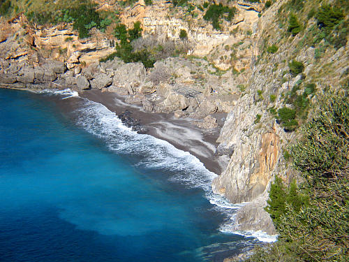 Maratea, mare smeraldo