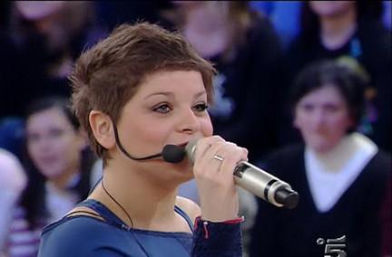 Alessandra Amoroso �¨ la preferita della commissione?