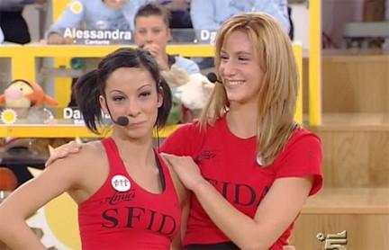 Andreina e Beatrice