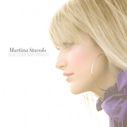 La copertina del cd di Martina Stavolo