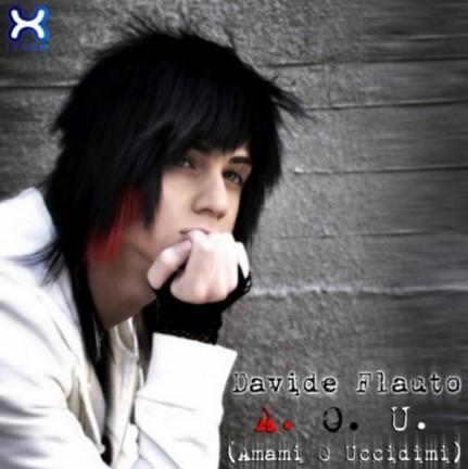 La copertina del singolo di Davide Flauto