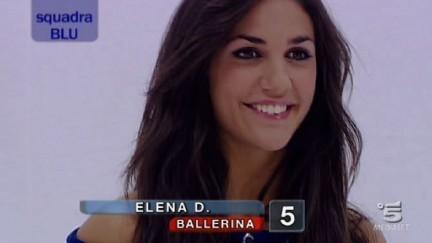 Elena D'Amario eliminata nella nona puntata del serale di amici