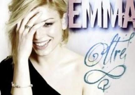 La copertina di Oltre il primo album di Emma Marrone