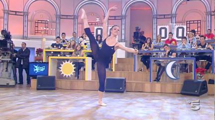 Grazia Striano ballerina di Amici 9