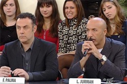 Luca Jurman e Fabrizio Palma