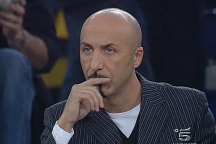 Luca Jurman insegnante della scuola di Amici di Maria De Filippi