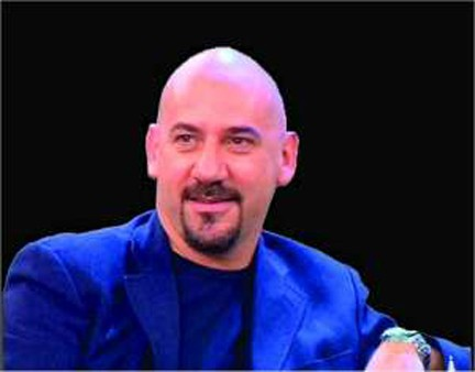 Luca Pitteri, ex insegnanti di Amici