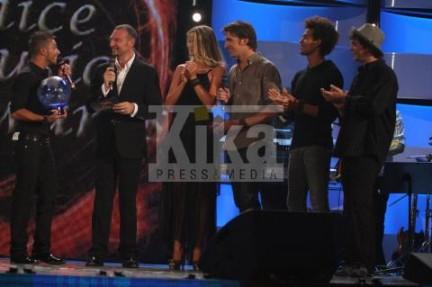 Marco Carta premiato al Venice Music Awards