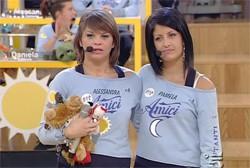 Pamela e Alessandra