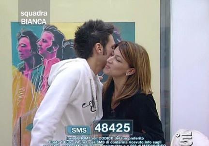 Gabriella Scalise e Luca Napolitano