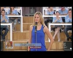 Stella Ancona ballerina amici di maria de filippi 9