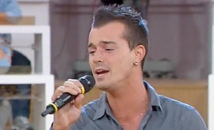 William Di Lello cantante di Amici 9