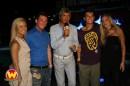 Adriano Bettinelli, Martina Stavolo, Alice Bellagamba e Mario Nunziante ospiti al Relais Il Feudo a Benevento