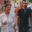 Alessandra Amoroso con il suo fidanzato Franco