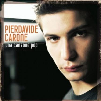 La copertina del cd di Pierdavide Carone finalista di Amici 9