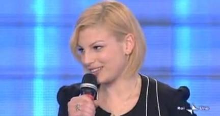 Emma Marrone ospite a Ti Lascio una Canzone