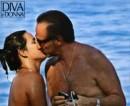 Karima Ammar si bacia con il suo manager