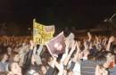 I ragazzi di Amici a Lecce per la festa ad Alessandra Amoroso