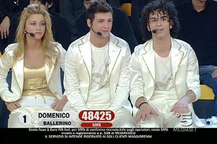 Alice Bellagamba, mario Nunziante e Gianluca Lanzillotta