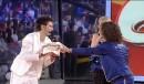 Luca Napolitano e Valerio Scnau in finale ad Amici