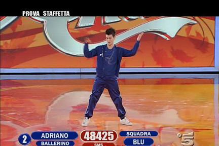 Adriano bettinelli balla