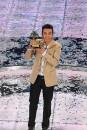 Marco Carta trionfa a Sanremo