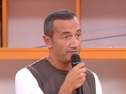 Luca Zanforlin, autore e presentatore dei pomeridiani di Amici di Maria De Filippi