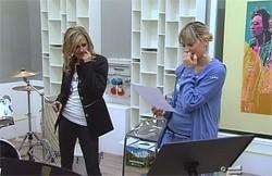 Martina Stavolo e Irene Grandi