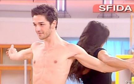 Michele Barile ballerino di Amici di Maria De Filippi 9