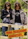 Valerio Scanu e Serena Carassai in teneri atteggiamenti