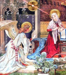 annunciazione a Maria