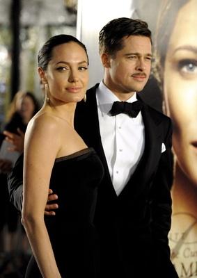 Angelina e Brad all'anteprima!
