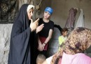 Angelina in Iraq!