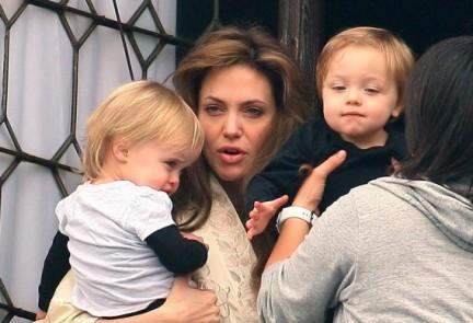 Angelina Jolie a Venezia