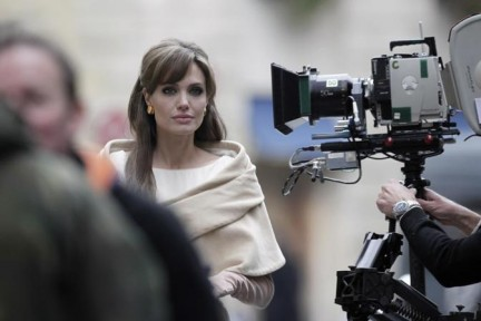 Angelina Jolie e Johnny Depp! Nuovissime foto dal set di The Tourist
