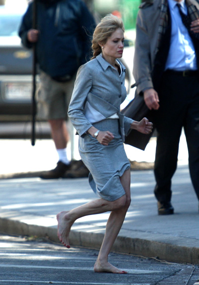 Angelina: tutte le foto di Salt