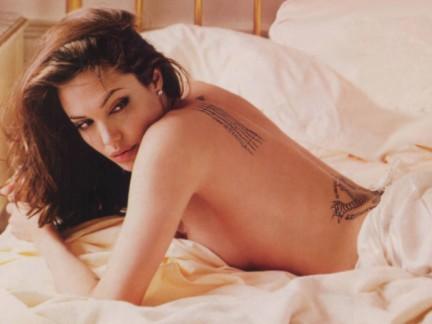 Le donne più belle del mondo, Angelina c'è!