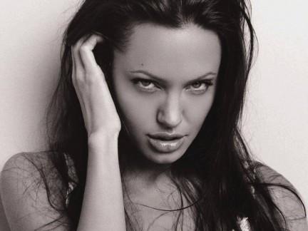 Primi piani di Angelina Jolie