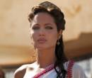 Sexy Angelina in Alexander!