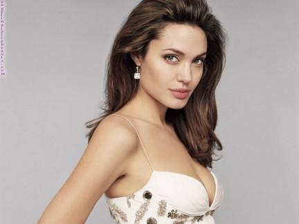 Una meravigliosa Angelina!