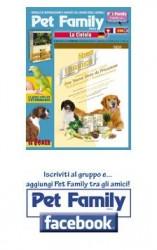 Pet family la rivista specializzata in animali domestici for Rivista di programmi domestici