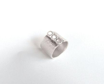 anello d'argento