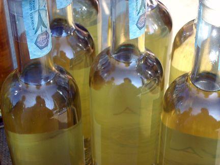 bottiglie di idromele