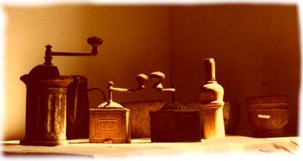oggetti tradizionali