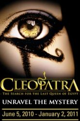 Locandina Mostra Cleopatra