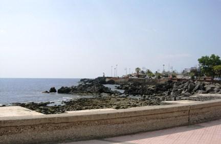 Naxos, panorama