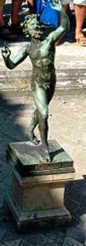 Statuetta del fauno