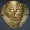 Tesoro di Priamo, la maschera di Agamennone