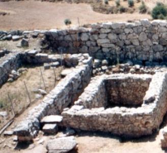 Anche l 39 antica grecia ha avuto il suo secolo buio il dark age for Disegni case singole